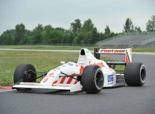 1990 ARROWS-FOOTWORK FA11B F1 Racing Single-Seater
