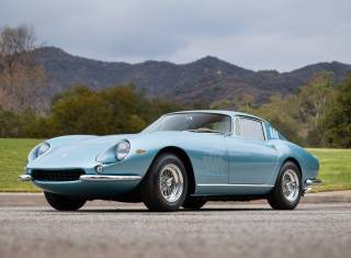 1966 FERRARI 275 GTB Long nose Torque Tube