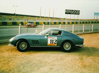 1965 FERRARI 275 GTB/2 Short Nose 6 Carburettors