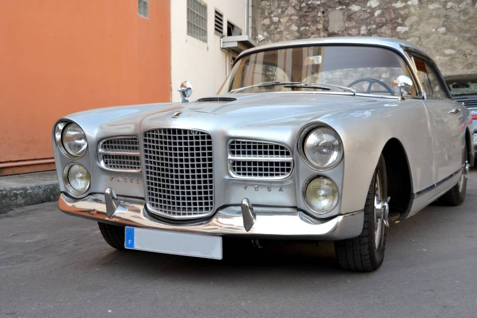 1959 facel vega hk 500 coupe. Black Bedroom Furniture Sets. Home Design Ideas