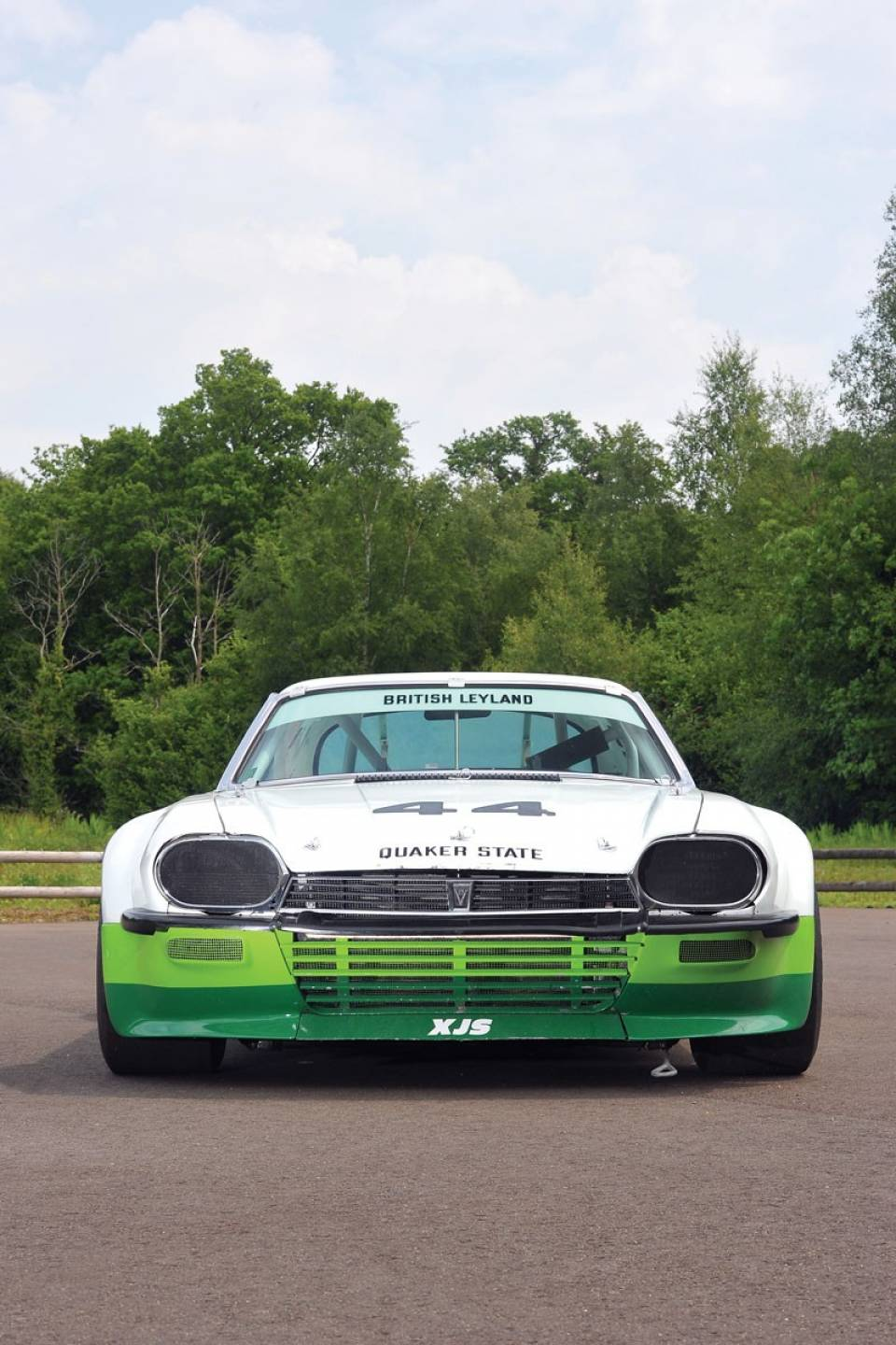 This Is The Story Of Jaguar\'s Awesome Group 44 XJS • Petrolicious