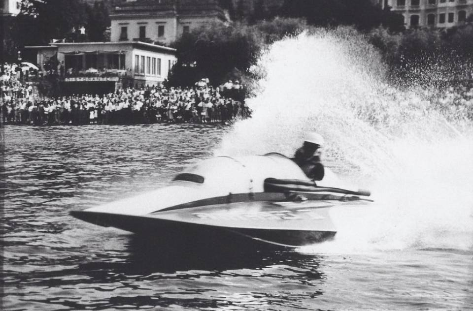 1954 FERRARI F1 Supersqualo Hydroplane