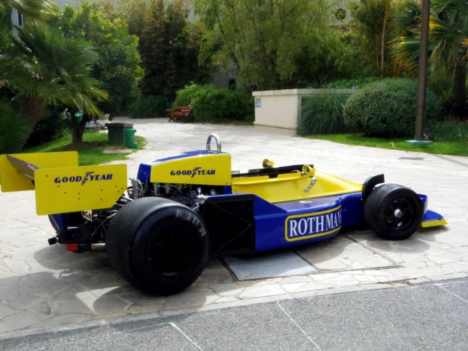 1977 MARCH 771 F1
