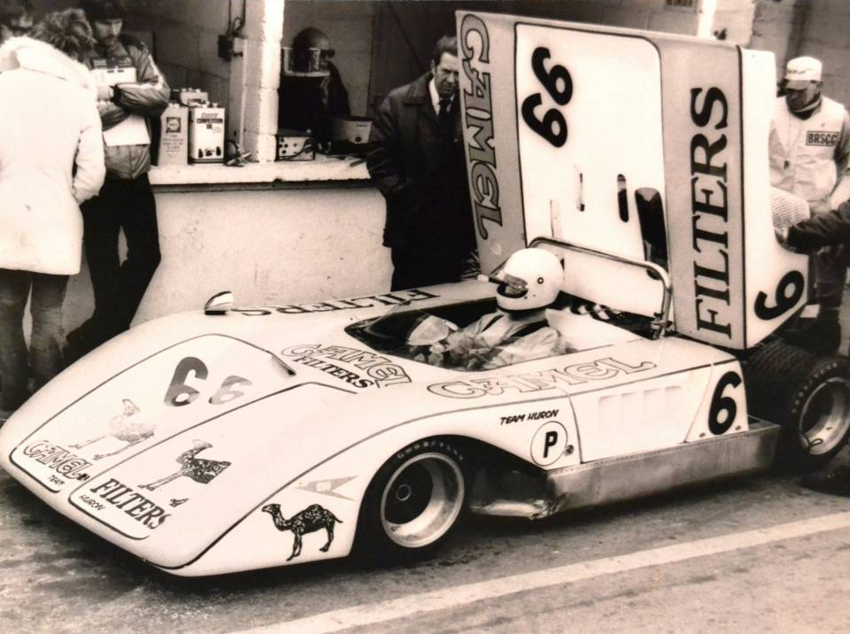 1970 HURON 4A 2L Sports Prototype