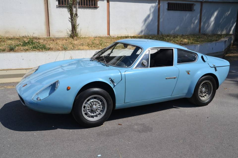 1963 ABARTH-SIMCA 1300 GT Long nose Coupe