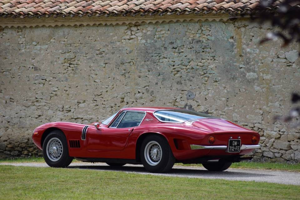 1967 BIZZARRINI 5300 GT Strada