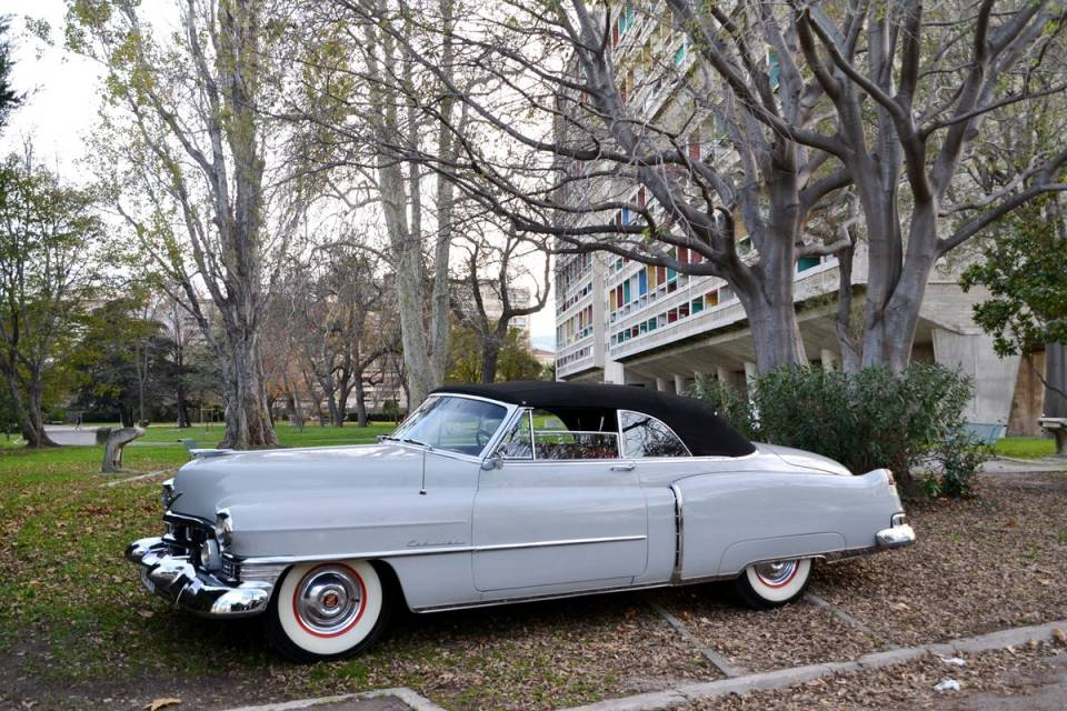 1951 CADILLAC Series 62 Convertible
