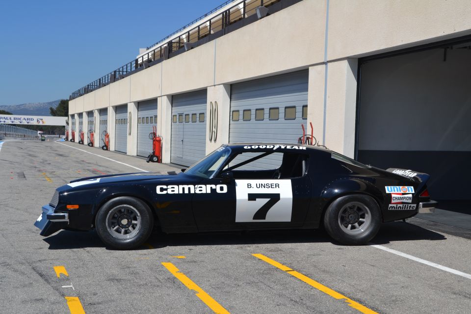 For Sale 1974 Chevrolet Camaro Iroc Race Car