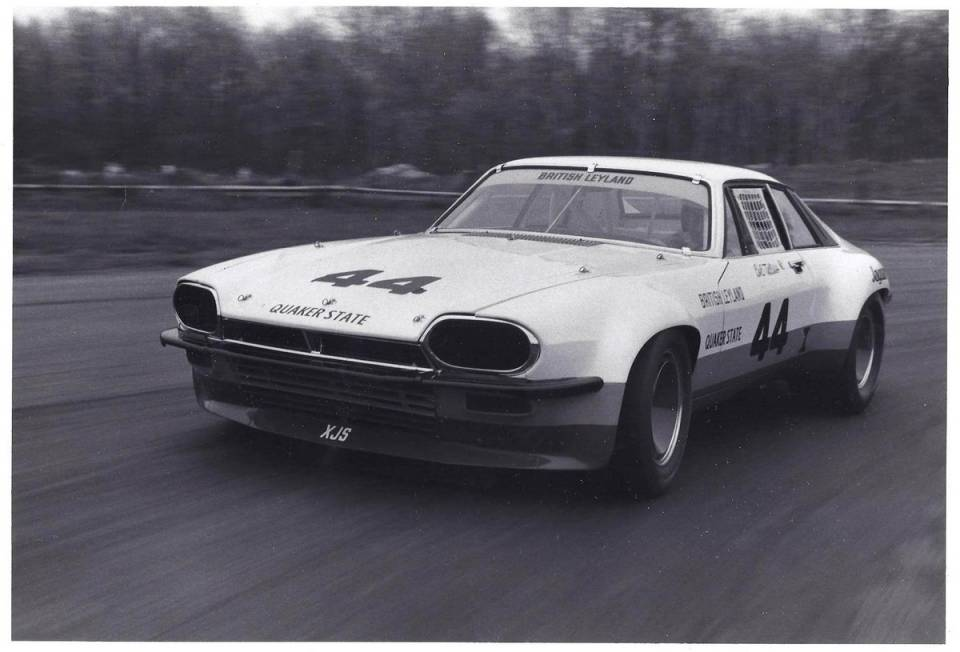 1978 JAGUAR Group 44 XJ-S Trans-Am car
