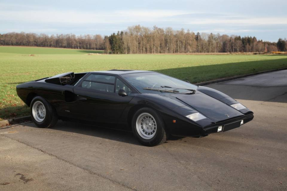 1975 LAMBORGHINI Countach LP400 Coupe Periscope