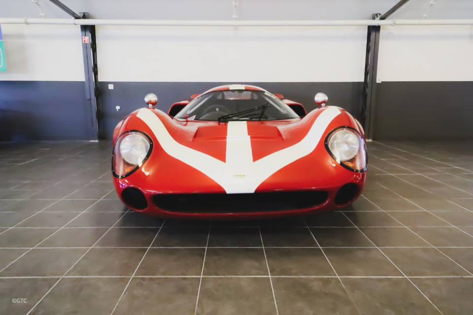 1967 LOLA T70 MKIII GT Coupe