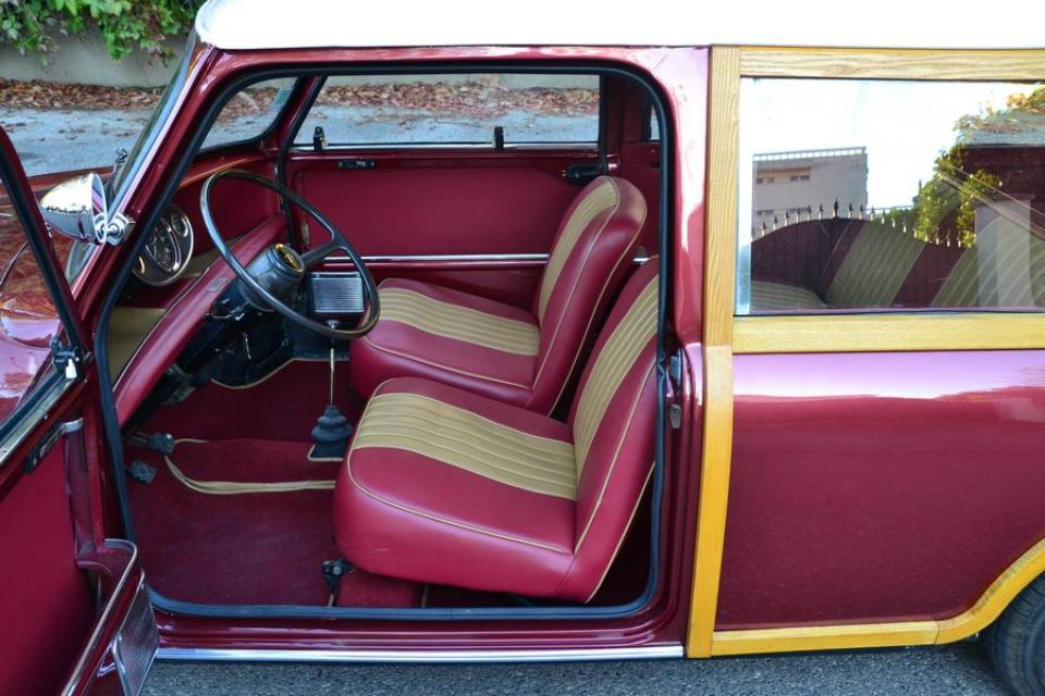 1969 MINI INNOCENTI Traveller